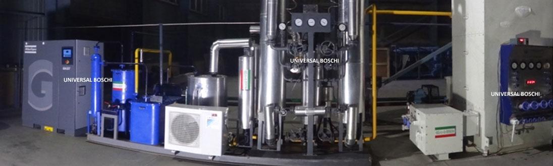 Oxygen Nitrogen Gas Plants, Oxygen & Nitrogen cylinder