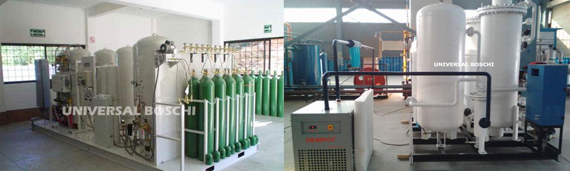Oxygen generator denmark