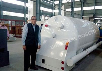 Liquid Storage Tanks Liquid Oxygen Tank Liquid Nitrogen