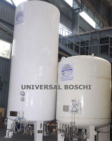 Liquid Nitrogen Plant, (LIN Plants), Liquid Nitrogen Production